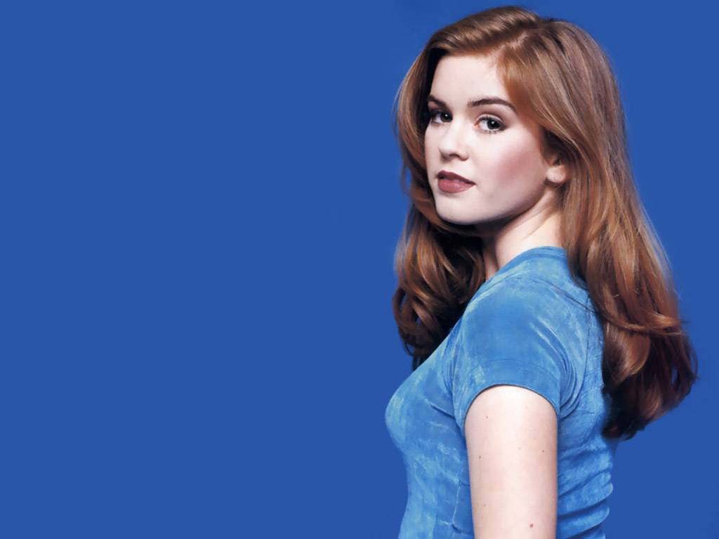So Cute Name Wallpaper Learning Curve Babe Of The Day Isla Fisher