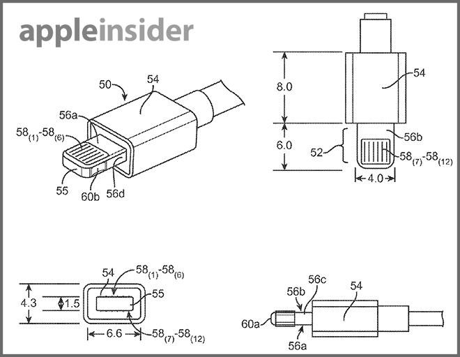 Apple researching advanced hybrid fiber optic connectors for iOS devices