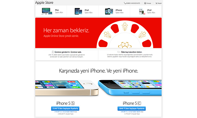 Briefly Apple expands retail operations to Turkey with Apple Online