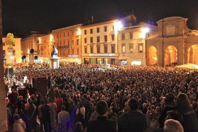 MoVimento 5 Stelle a Rimini in Piazza Cavour