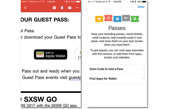 How to add, use and remove passes in Apple\u0027s Wallet app for iOS