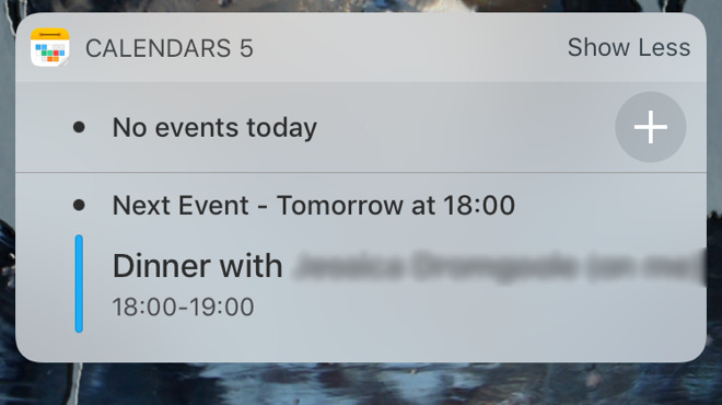 Hands-on Calendars 5, a powerful yet simple iPhone scheduling app