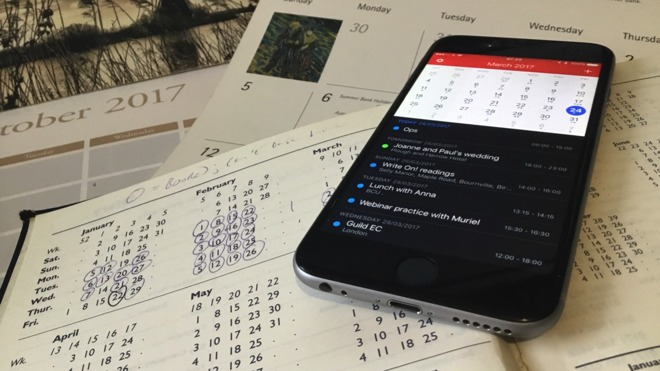 Head to head The best calendar apps for iPhone, iPad, and macOS