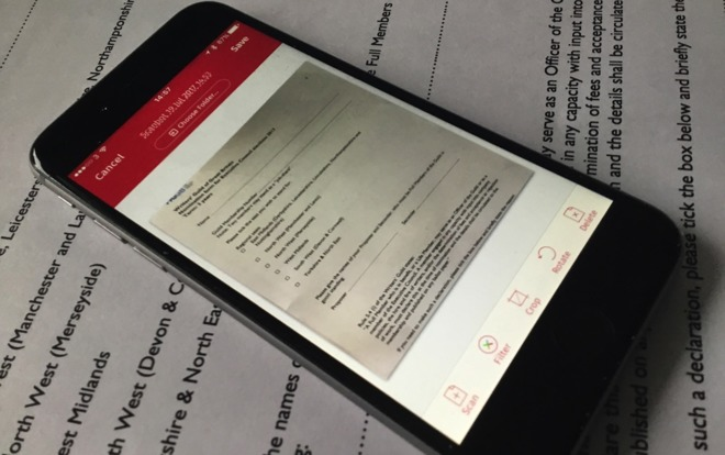 How to turn your iPhone into a document scanner, and when you shouldn\u0027t