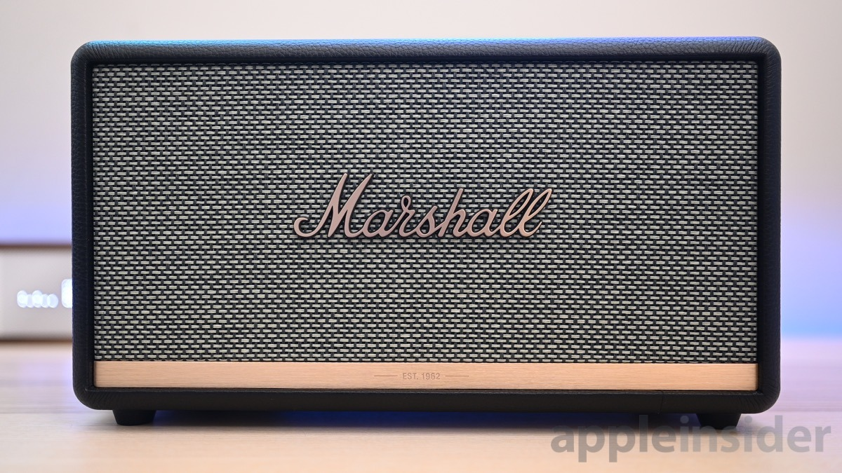 Art Wolfe Kalender Review Marshall Stanmore Ii Is A Rockin Bluetooth Speaker That