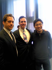 Patrick McCormick, Boston City Councillor John Tobin Jr., Michael Oh