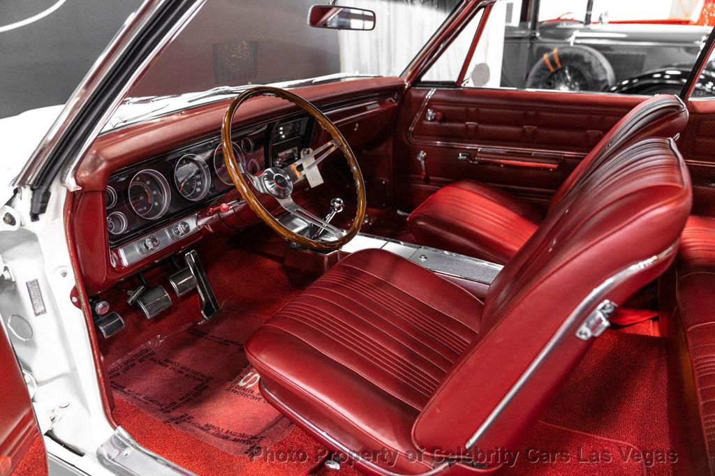 1967 Used Chevrolet Impala 427 SS Sport Coupe at Celebrity Cars Las