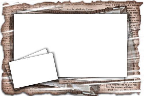 paper picture frames templates - Apmayssconstruction
