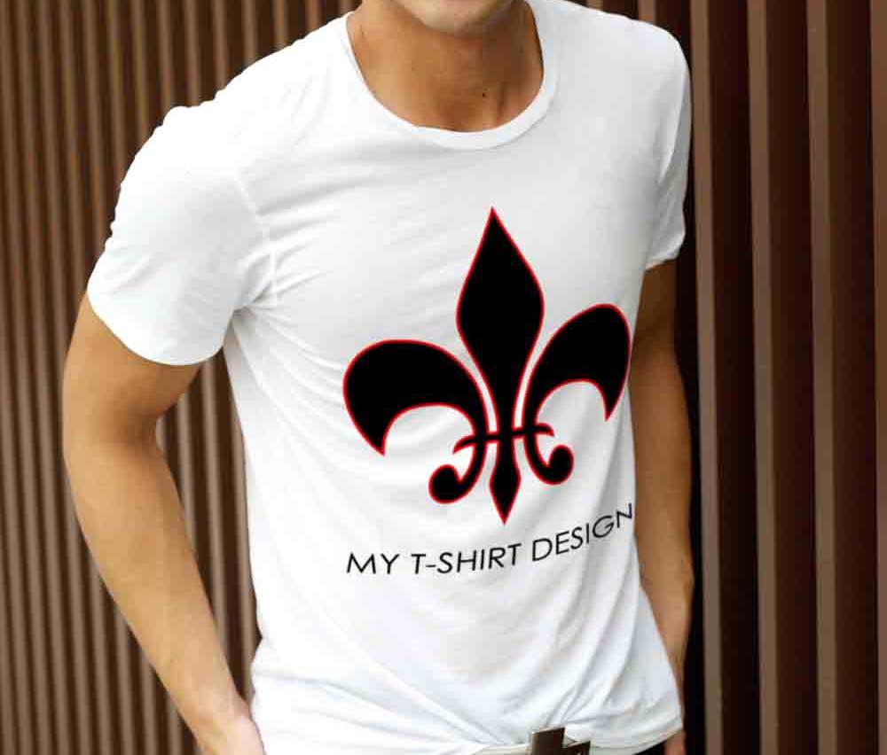 Tutorial Shop Cs3 Design T Shirt
