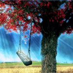 Create a beautiful swing photomanipulation using photoshop