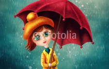 Inspirational art 24 – Rainy season