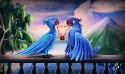 blu_and_jewel_by_cicakkia