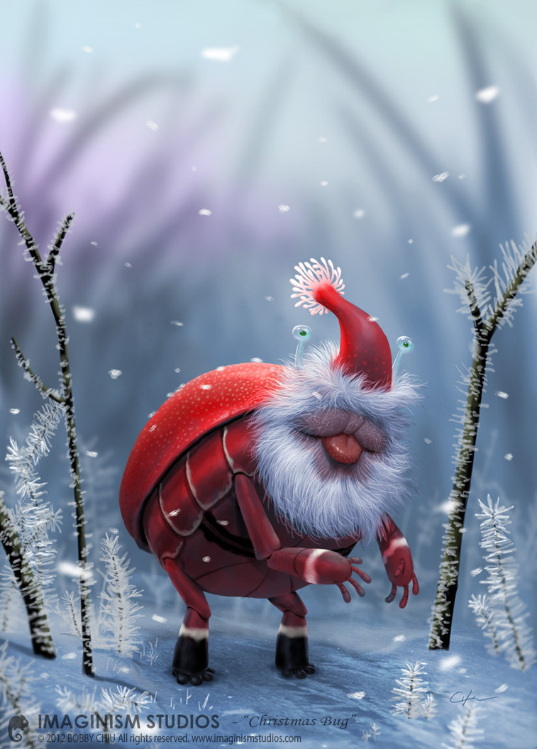 christmas_bug_by_imaginism