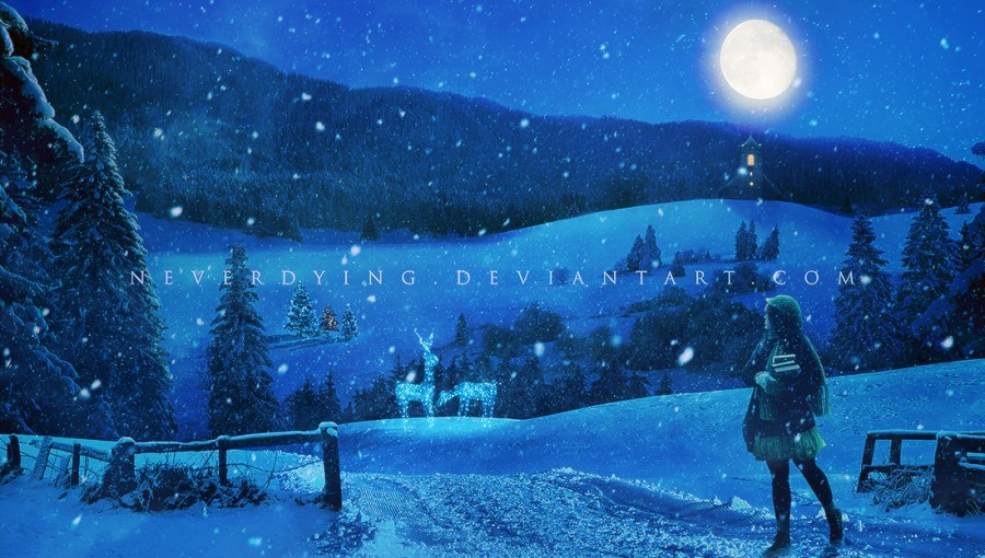 christmas_night_by_neverdying