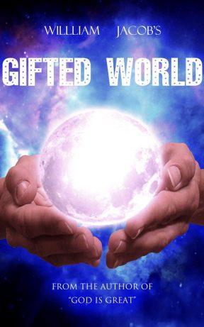 hands world moon sky stars universe galaxy