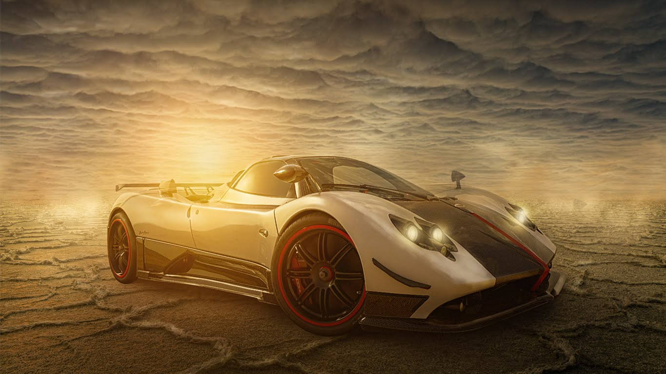Car Manipulation Wallpapers Smokee Surreal Misty Car Photo Manipulation In Photoshop