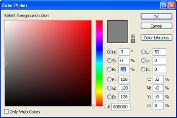 Photoshop Color Picker