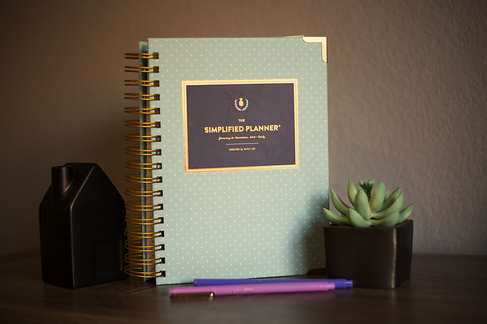 Starting a daily planner for your photography business