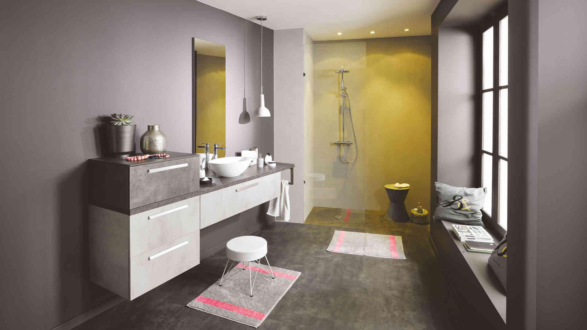 Photos Salle De Bain Salle De Bain Moderne Armoires En