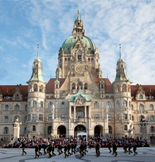 Queens Birthday Hannover C-