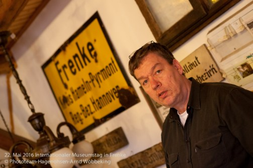 Museumstag in Frenke