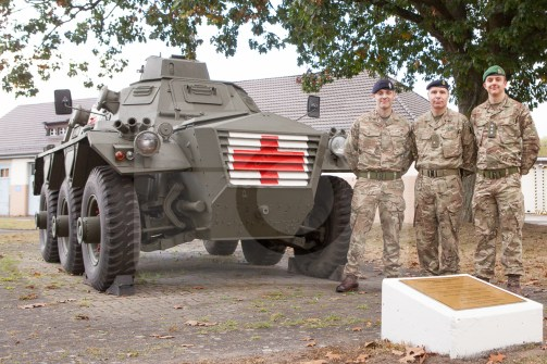 2016_10_07 SARACAN 1 Armoured Medical Regiment-140708