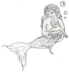 Picture of a Mermaid