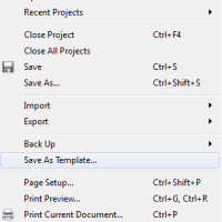 Managing Scrivener Projects & Templates Pt. 1