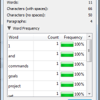 Scrivener Tips Pt. 1: Tracking Progress