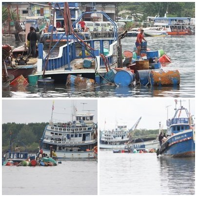 phuket oil ship