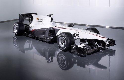 BMW-Sauber Formula 1