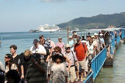 indonesia tourist