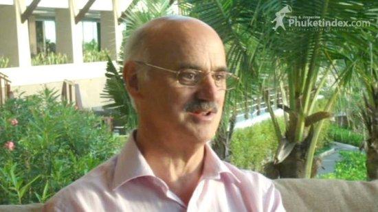 Mr James Wise - Australian Ambassador