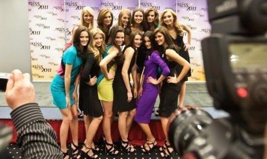 Miss slovakia 2011