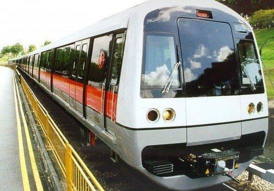 Light Rail in Singapore