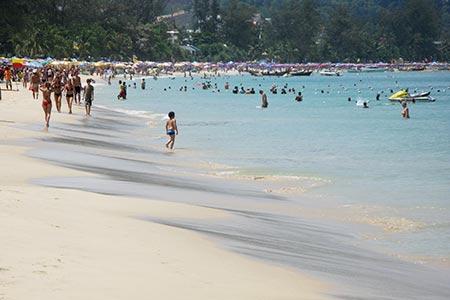 TAT confirms tsunami in Japan will not affect Phuket tourism