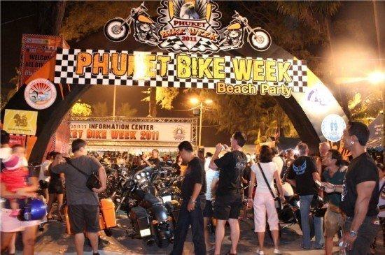 Phuket Bike Week 2011
