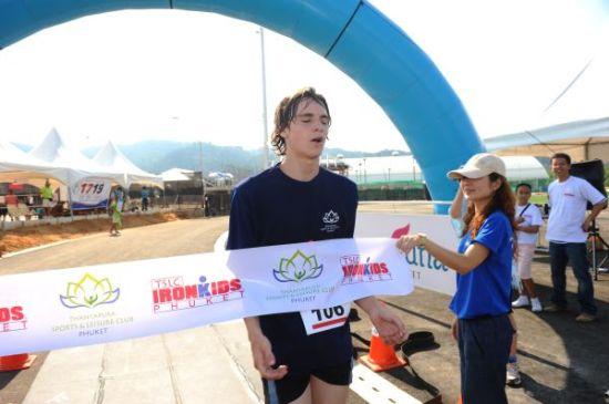 Ironkids Triathlon
