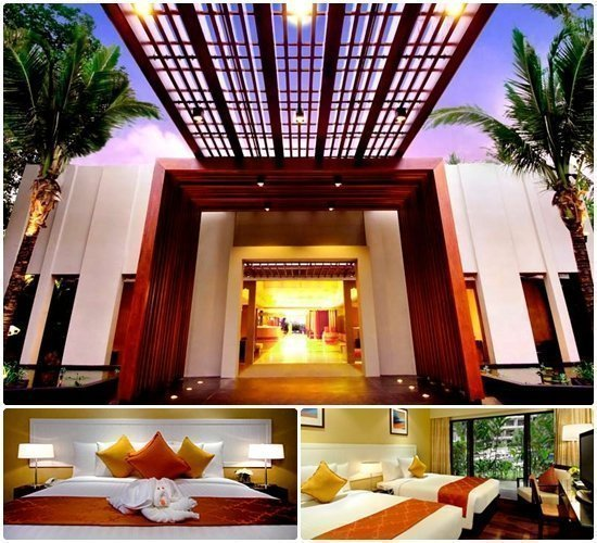 Deluxe Room at Courtyard by Marriott Surin Beach