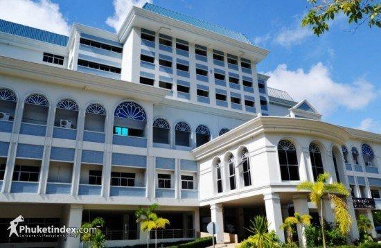 Prince Of Songkla University, Phuket Campus