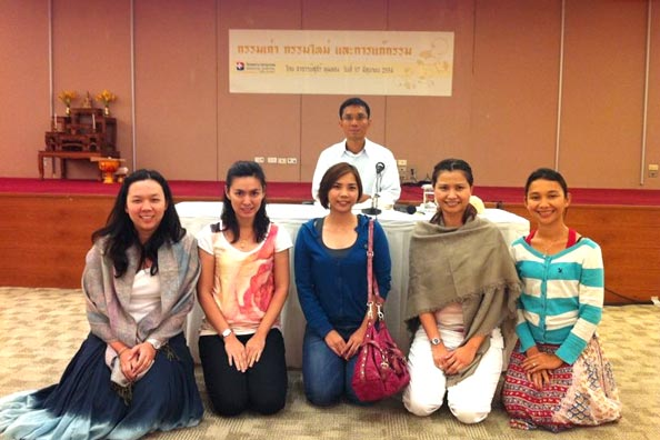 Dharma Training at Bangkok Hospital Phuket