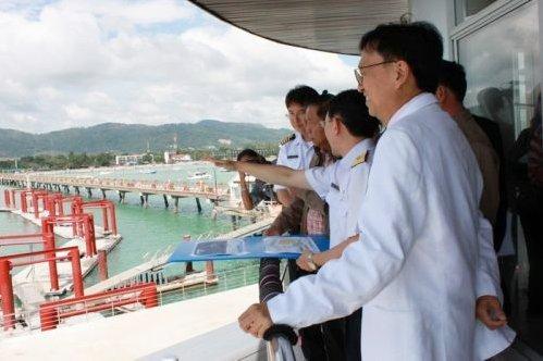 Chalong Marina project