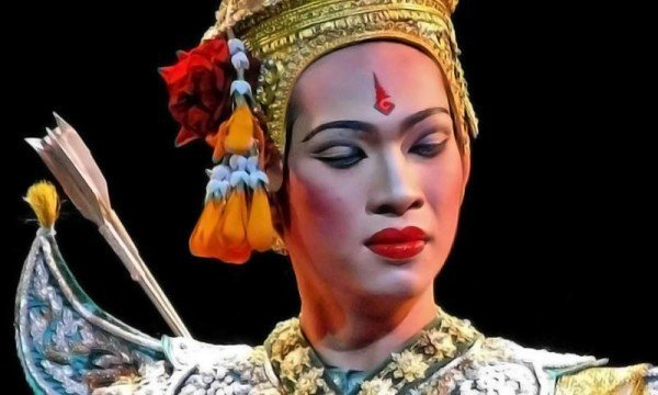 The History of Thai Mask Dancing