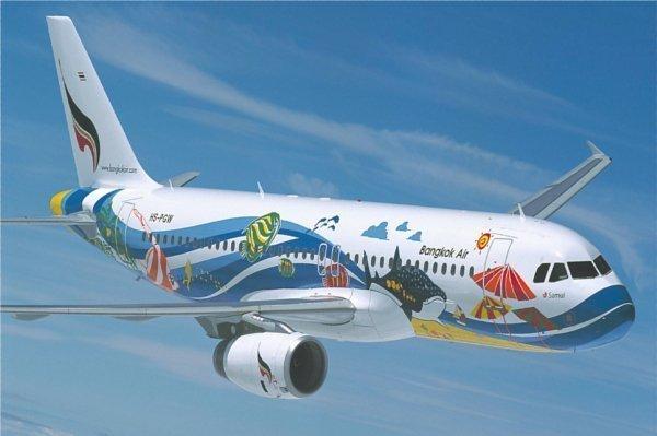 Silkair & Bangkok Airways Announce Codeshare Agreement