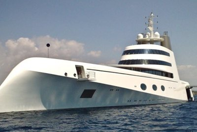 $300 Million Superyacht Sets Sail For Phuket