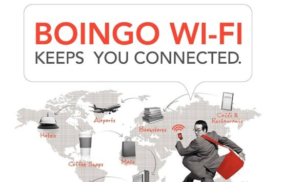 Wi-Fi Leading Worldwide Provider Launches at Phuket Airport