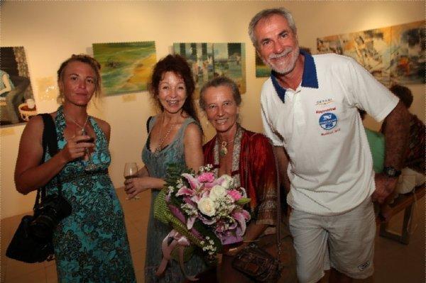 Phuket's VR Gallery launch Oceans Apart exhibit