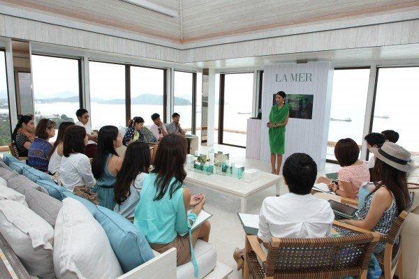 Phuket's Sri panwa hosts launch of new 'Le Mer' skincare product