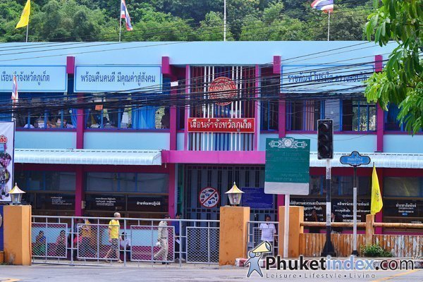 Phuket releases 175 inmates from prison