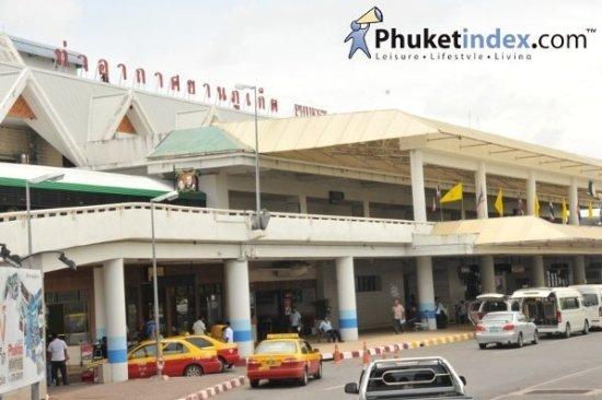 Phuket Airport holds car bomb exercise